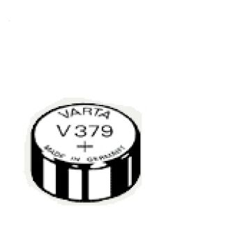 Varta V 379 - Piles boutons