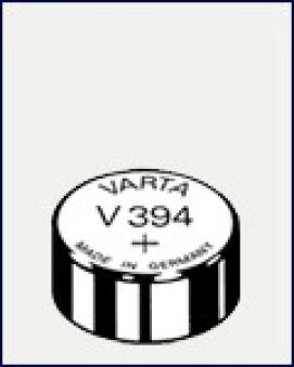 Varta V 394 - Piles boutons