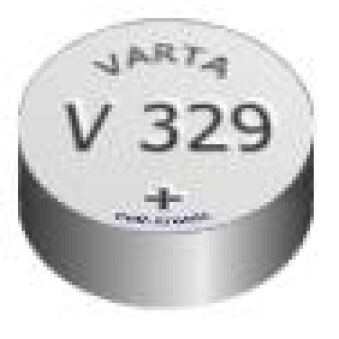 Varta V 329 - Piles boutons