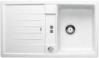 Evier Blanco lexa 45s pdur2 blanc