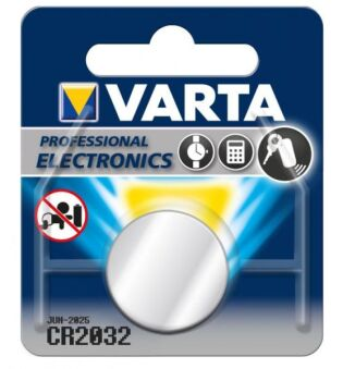 Varta 6032 - Piles boutons