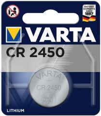 VARTA, produit référence : CR 2450