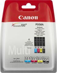 CANON, produit référence : CLI 551 PACK
