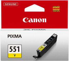 CANON, produit référence : CLI 551 Y