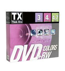 TX, produit référence : DVDTX 47 B 3 +RW-20