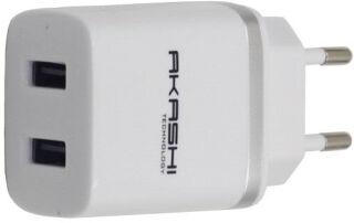 AKASHI, produit référence : ALT 2 USB AC CH
