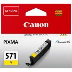 CANON, produit référence : CLI 571 Y