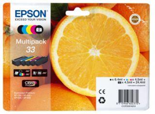 EPSON, produit référence : C 13 T 33374011