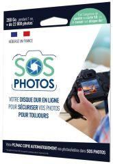 OODRIVE, produit référence : SOS PHOTOS 200 GO
