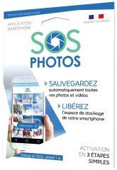 OODRIVE, produit référence : SOS PHOTOS 100 GO