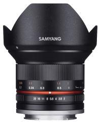 SAMYANG, produit référence : SAM 12 SONY E