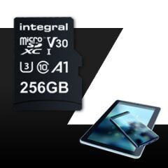 INTEGRAL, produit référence : INMSDX 256 G-100/90 V 30