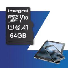 INTEGRAL, produit référence : INMSDX 64 G-100 V 10