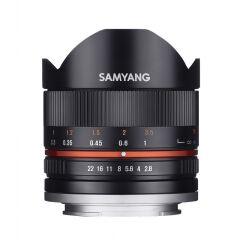 SAMYANG, produit référence : SAM 8 SONY E II
