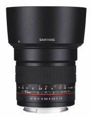 SAMYANG, produit référence : SAM 85 PENTAX