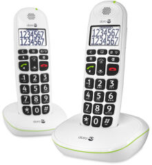 DORO, produit référence : PHONEEASY 110 DUO WHITE