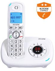 ALCATEL, produit référence : XL 585 VOICE BLANC