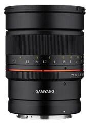 SAMYANG, produit référence : SAM 85 CANON RF