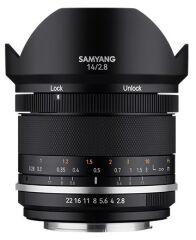 SAMYANG, produit référence : MF 14/2.8 MK 2 CANON EF-M