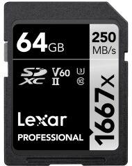 LEXAR, produit référence : LSD 064 GCB 1667